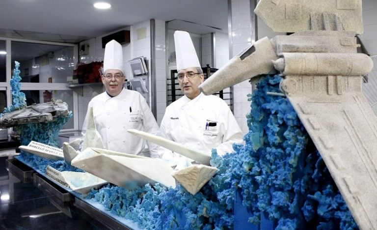 Customised Catering for events - Barceló Sevilla Renacimiento Hotel 3