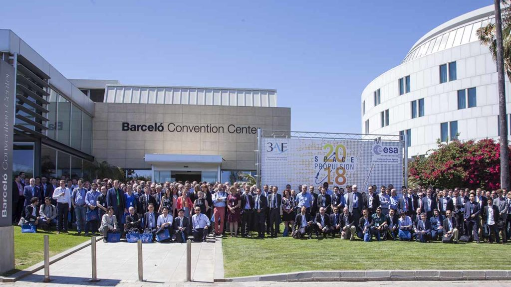 [:es]Barceló Sevilla Renacimiento, sede del Space Propulsion[:en]Barceló Sevilla Renacimiento hosts an aerospace industry global summit[:]